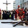 Célébrations de la fête de Pâques en Sicile