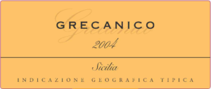 Vin de Sicile Grecanico