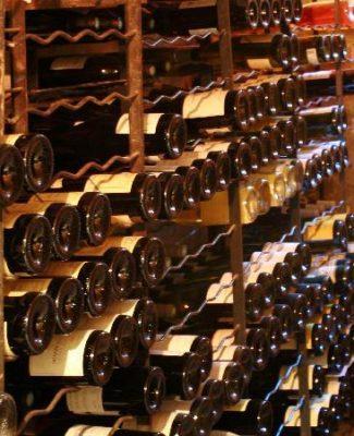 cave à vins conservation vin rouge