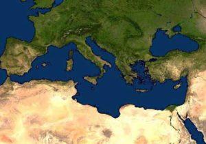 régime méditerranéen menu