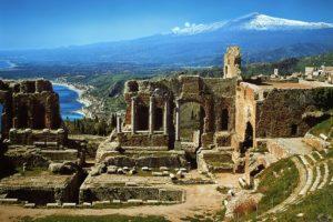 Théâtre greco-romain, Taormina (CT)