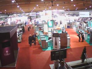Salon du vin de Bruxelles éditon 2012 de Megavino
