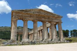 Visite des temples de Sicile