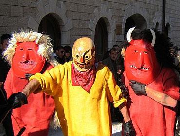 Commemorations et célébrations de la fête de Pâques en Sicile