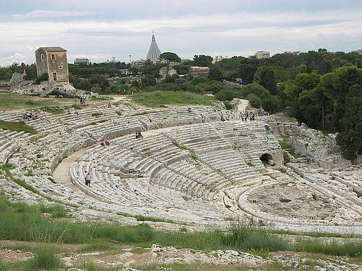 Voyage à Syracuse en Sicile