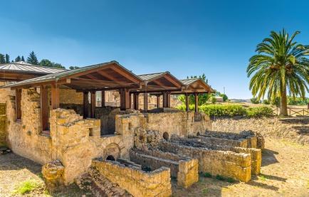 Villa romaine de Piazza Armerina