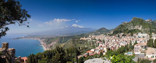 Taormina tourisme