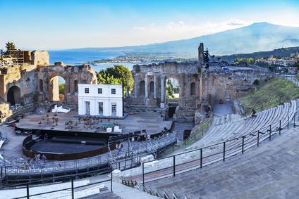 Panorama de Taormina