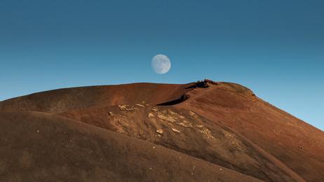 Cratère de l'Etna